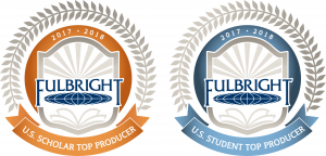 Fulbright logos