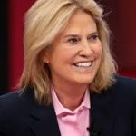 portrait of Greta van Susteren