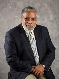 official portrait of Lonnie Bunch