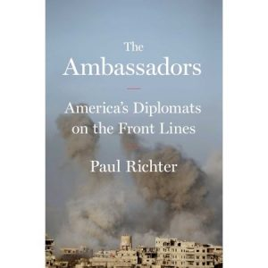 Book cover: The Ambassadors, by Paul Richter