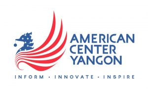 Logo of American Center Yangon